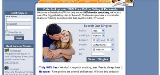 Best free online dating or hookup websites
